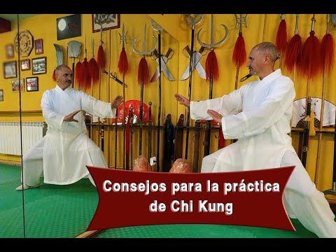 Consejos de chi kung 1