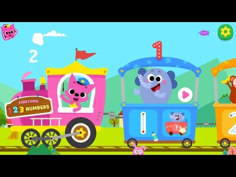 Vídeo do PINKFONG 123 Numbers