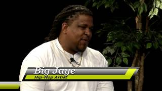 Big Jaye on The Entertainer's Show