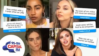 Little Mix Answer Fan Assumptions | Capital