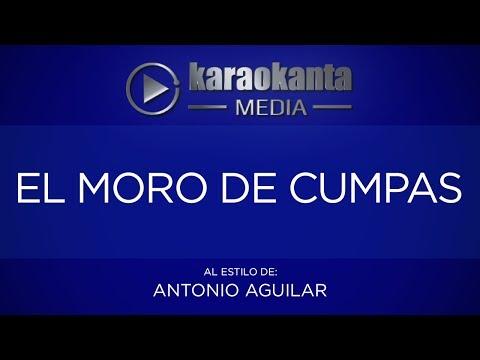 El moro de cumbas Antonio Aguilar
