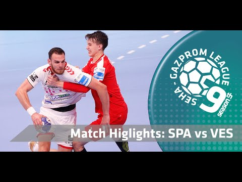 Match highlights: Spartak vs Telekom Veszprem