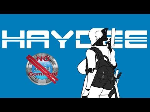 Gameplay de Haydee
