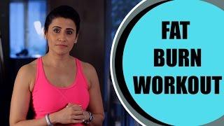 5 Fat Burn Cardio Exercises    Be Fit With Yasmin Karachiwala