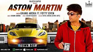Aston Martin  Latest Punjabi Song  Ghanu Arora Ft Fotty Seven  Steelbird Entertainment