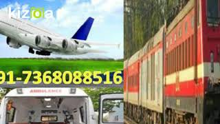 Take Cheap Air Ambulance Service in Bagdogra with MD Doctor