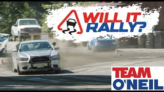 Dodge Charger Police Car: Will it Rally?