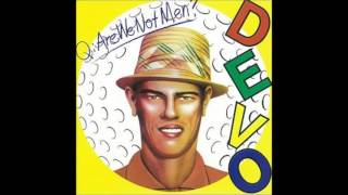 Devo - Gut Feeling / (Slap Your Mammy) [HD]
