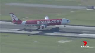 Air Asia X Flight (Perth to KL) Shaking Violently - 359 Passengers On-Board Feared For Their Lives