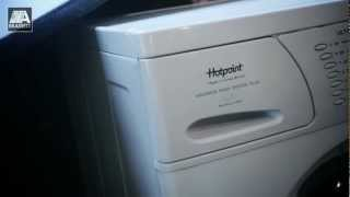 preview picture of video 'Hotpoint Washing Machine Repair - Replace Door Hinge - Ashtead - Surrey'