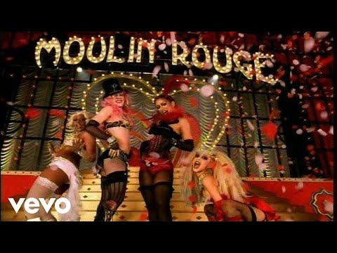 Christina Aguilera, Lil' Kim, Mya, Pink - Lady Marmalade (Official Music Video)