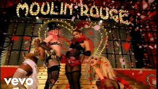 Pink Lady Marmalade - Christina Aguilera feat. Lil' Kim & Mya (Video)