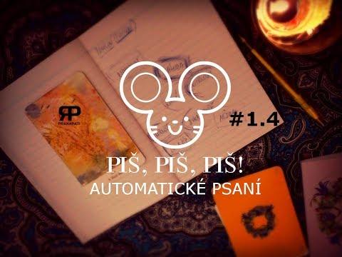Piš, piš, piš! #1.4 - automatické psaní