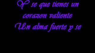 Maite Perroni- Contigo Lyrics
