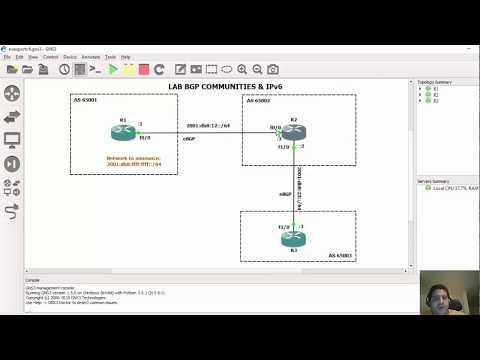 IPv6 HandsOn - Tuneles y servidores web en IPv6