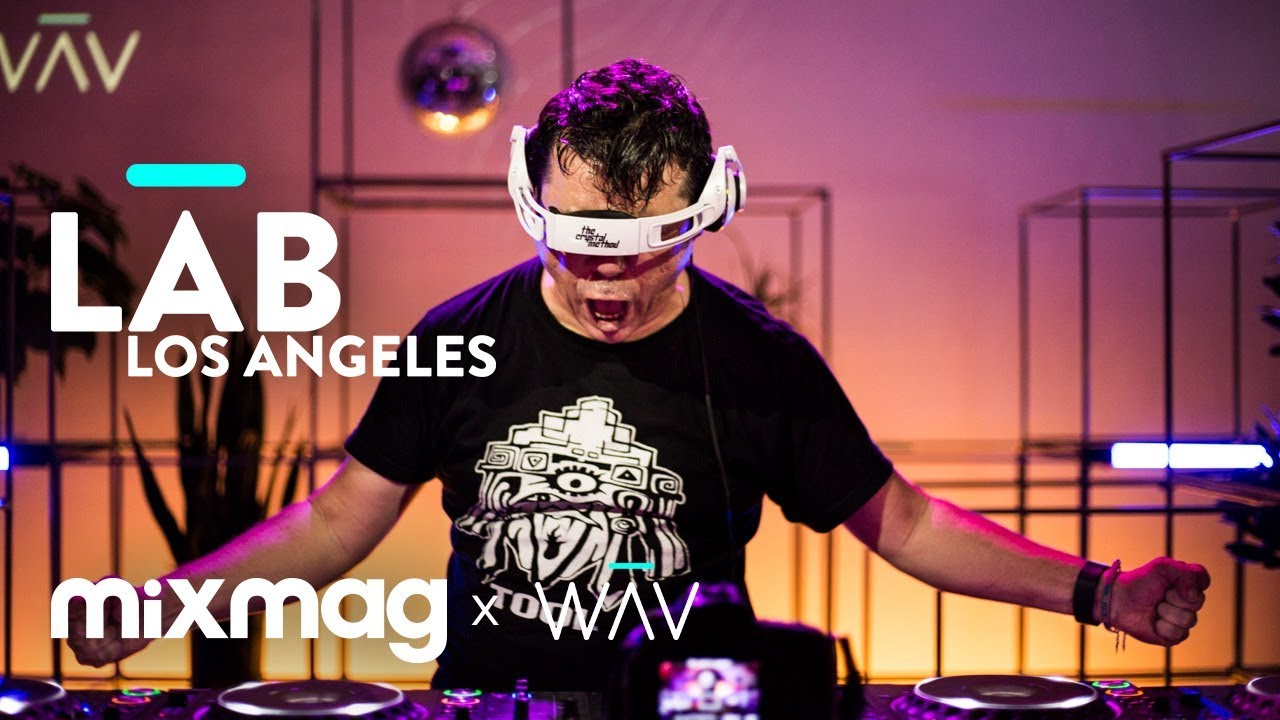 The Crystal Method - Live @ Mixmag Lab LA 2018