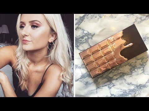 Rose Gold Chocolate Bar Eyeshadow Palette by Revolution Beauty #3