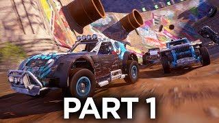 ONRUSH Gameplay Walkthrough Part 1 - SUPERSTAR (Full Game)