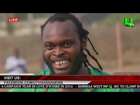 Sports News With David Ofori Osarfo 11/08/2020