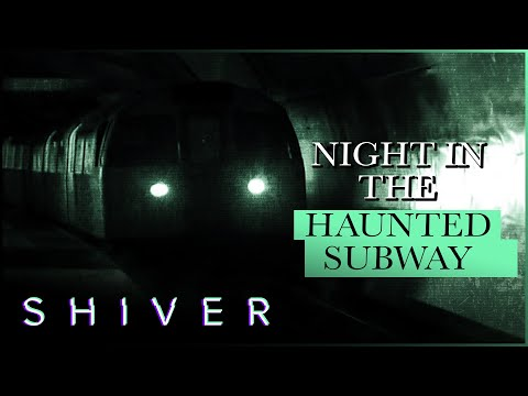 The Claustrophobic Nightmare Of Aldwych Station - Most Haunted