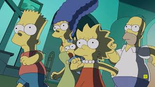 Los Simpson - nueva temporada - 3 agosto Trailer
