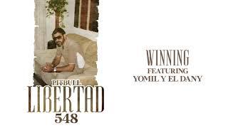 Pitbull ft. Yomil y El Dany - Winning  (Audio Oficial)