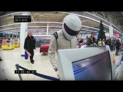 The Stig Buys His Own Book | Top Gear