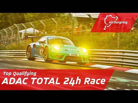 ニュルブルクリンク24時間レース 2020 予選の様子を配信するYouTubeライブ配信