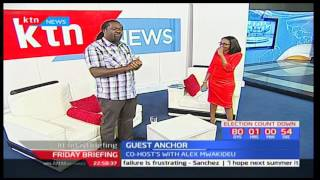 Radio personality Nick Odhiambo reveals his other accent Pastor Uche: Friday briefing