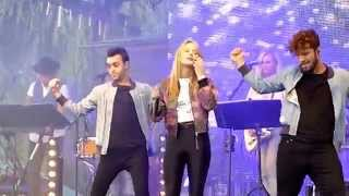 ZARA LARSSON - CARRY YOU HOME - ROOFTOP - UNCOVER - STOCKHOLM 2014