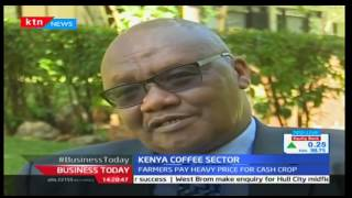Business Today: Coffee Farmers yield low returns from Kenya's leading cash crop