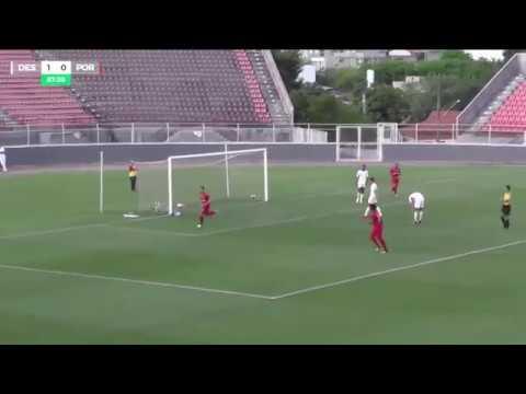 Gol | GUILHERME QUEIROZ | 28.10.2017 - Copa Paulista | Desportivo Brasil 1 x 1 Portuguesa