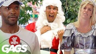 bromas videos de navidad