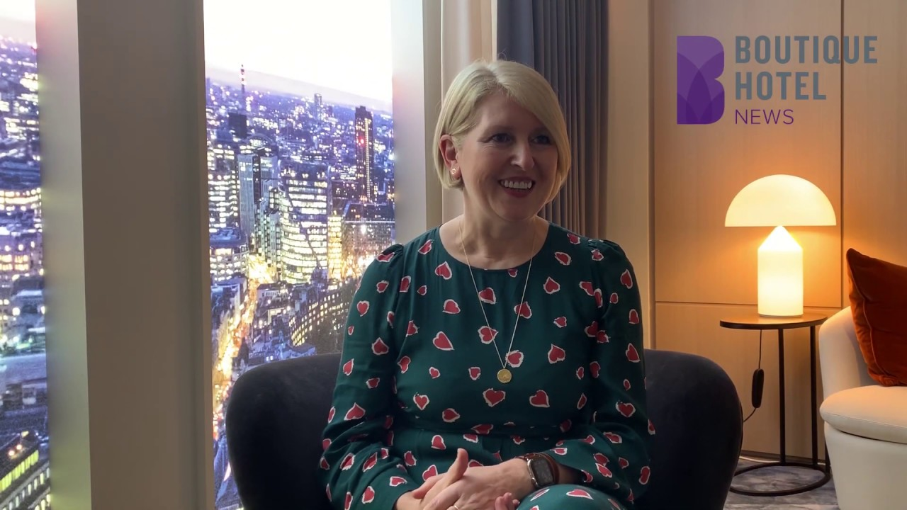 Pan Pacific London's Anne Golden on the hotel's USP