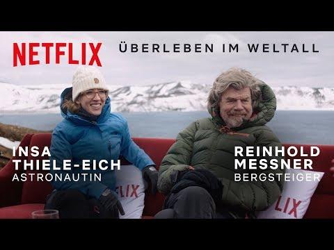 LOST IN SPACE - Überleben im Weltall I Reinhold Messner & Insa Thiele-Eich