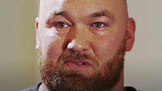 Hafþór Björnsson - Story of 'The Mountain'   One Of The Most Compelling & Emotional Inte