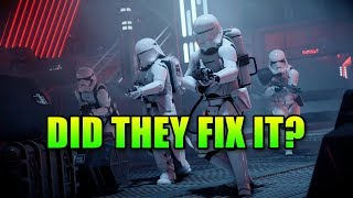 Did EA Finally Fix Star Wars Battlefront 2?