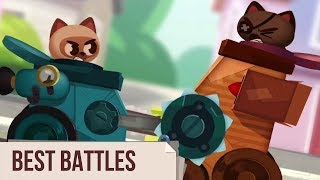 C.A.T.S. — Best Battles #20