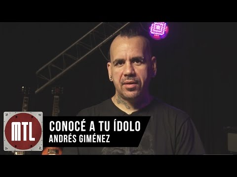 Animal video Andrés Giménez - Sus gustos - MTL 2015