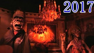 Knoebels Haunted Mansion 2017 - NEW Scares