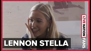 LENNON STELLA ANSWERS THE INTERNET'S TOUGHEST Q's