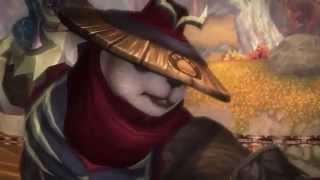 World Of Warcraft Mists Of Pandaria El Asedio De Orgrimmar Parche 5 4 Cinemática En Español