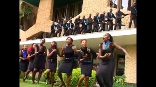 Leteni Sadaka Kamili Ghalani  St. Monicah LK3C Choir
