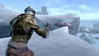 Skyrim Выживание Пост Предателя, Роща Кин, Речная хижина Серия  40