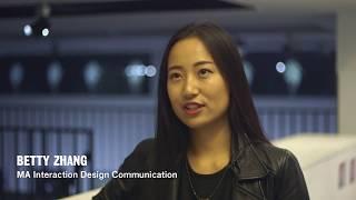 Betty Zhang | MA Interaction Design Communication