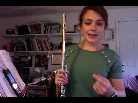 Introduction and exercises with rhythm that you can apply to any woodwind instrument.