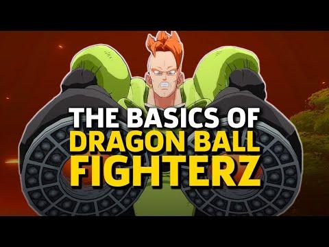 Understanding the Basics of Dragon Ball FighterZ