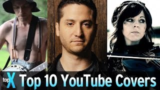 Top 10 YouTube Covers TopX Ep43