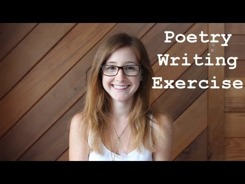Writing | Poetry Writing Exercise & Workshop Review {with captions ...