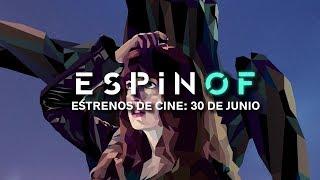Estrenos de cine - 30 de Junio